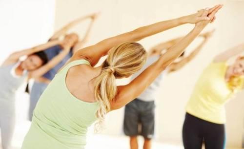 Что такое фитнес-йога